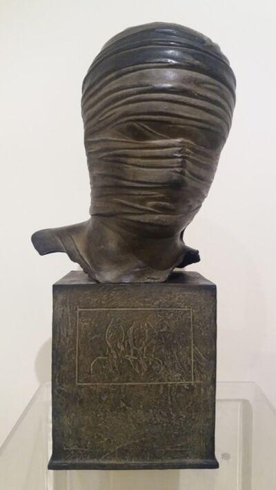 Igor Mitoraj, 'Tybris Bendato', 1993