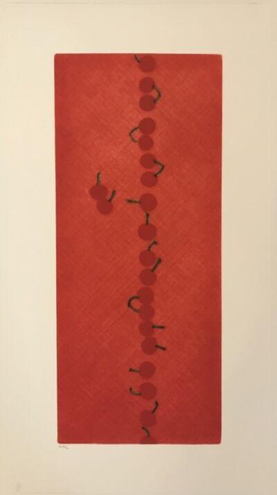 Yozo Hamaguchi, 'Twenty-two Cherries (Set of 7)', 1988