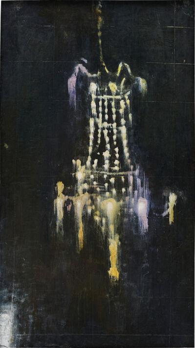 Ross Bleckner, 'Untitled (Chandelier painting)', 1984