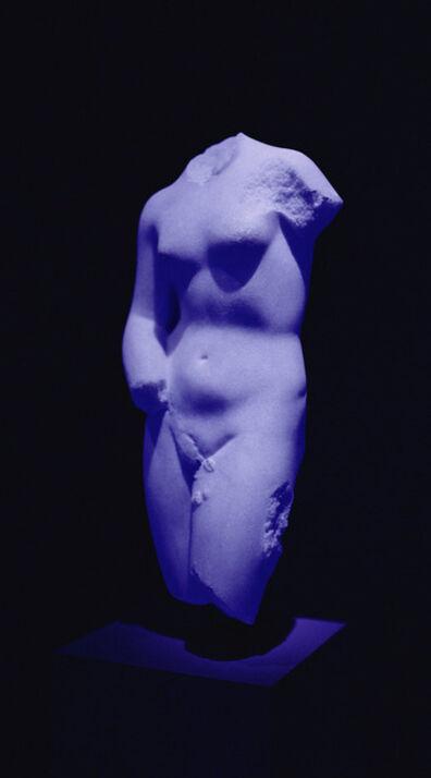 Sara VanDerBeek, 'Baltimore Aphrodite', 2013