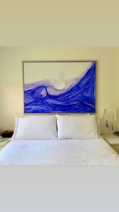 Monica Sciarra, 'Blue', 2020