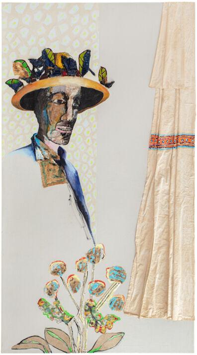 Benny Andrews, 'Funeral ', 1977