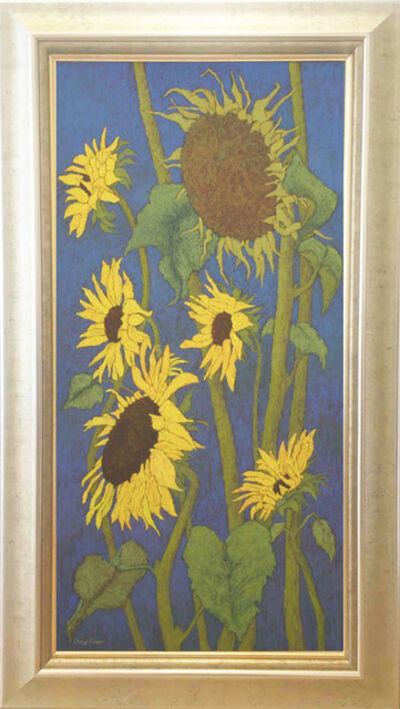 Cheryl Culver, 'Sunflowers', 2019
