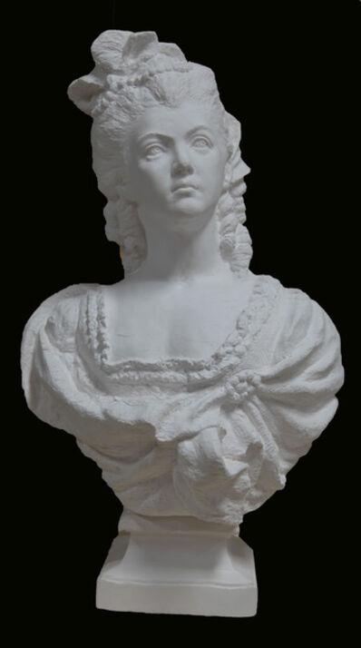 Li Hongbo 李洪波, 'Bust of Marie Antoinette', 2014