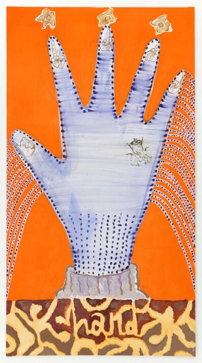Yosuke Kobashi, 'hand', 2020