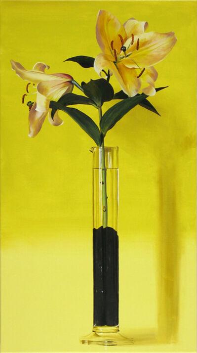 Ben Schonzeit, 'Yellow Lily Graduate', 2007