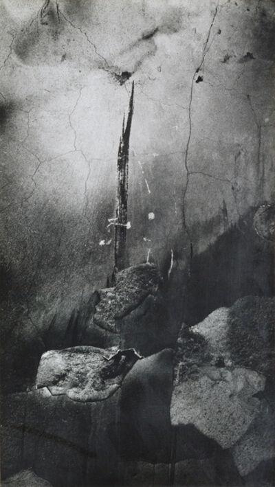 Minor White, 'Wall, San Luis, New Mexico', 1966