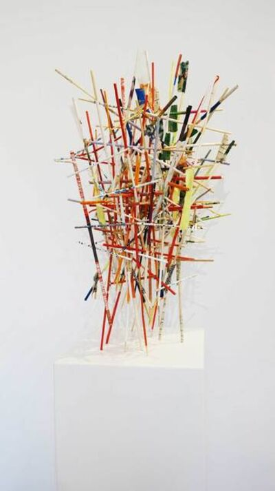 Janina Lamberty, 'Castello', 2019