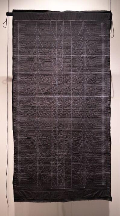 Kathy McTavish, 'Generative Textile Drawing No. 13', 2019