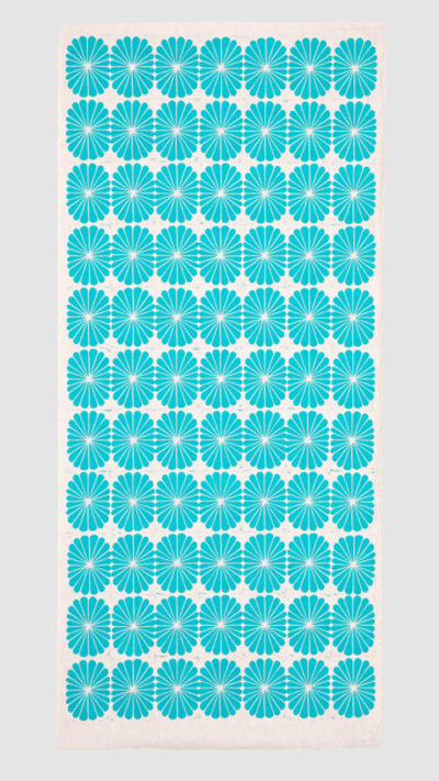 Gabo Martini, 'Blue Bloom Print', 2019