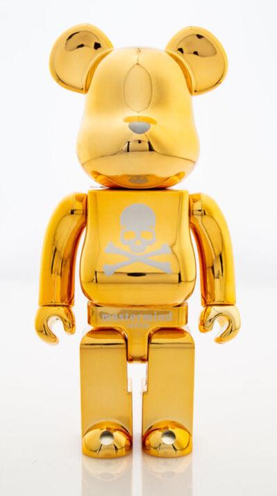 BE@RBRICK X mastermind JAPAN, 'Gold 400%', 2007