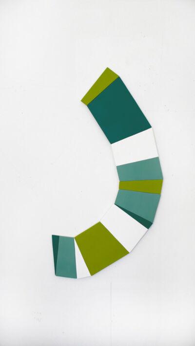 Knut Henrik Henriksen, 'The Snake', 2015