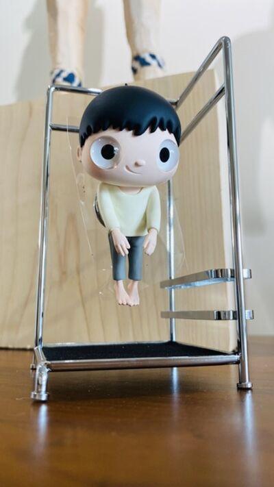 Javier Calleja, 'Little Maurizio figurine', 2020