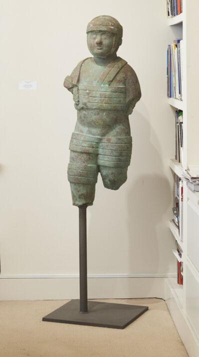 Grisha Bruskin, 'Bandaged Boy', 2008