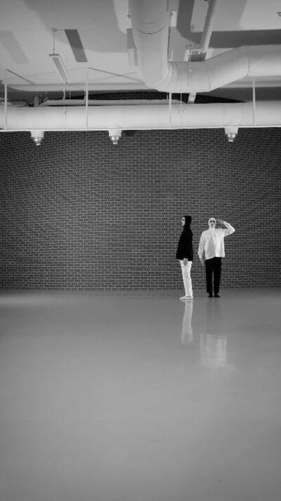 Babak Golkar, 'Rehearsal - Act IV Circus', 2019