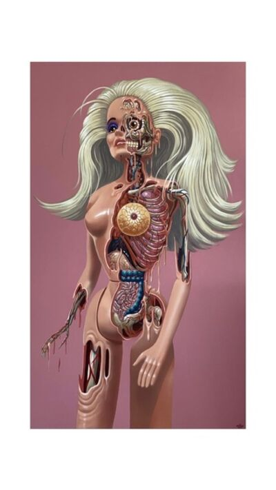 """NYCHOS, 'Dissection of """"Barbie""""', N/A"""