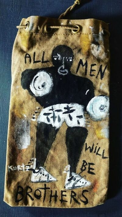 Richard Kurtz, 'All Men Will Become Brothers • We Can Only Break The Future', 2018