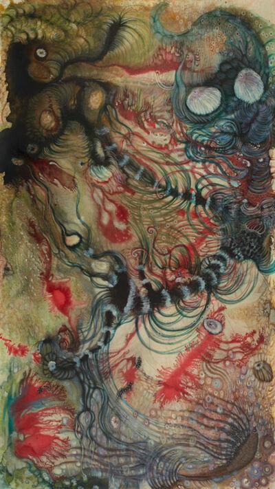 Izabella Ortiz, 'Sea Spells', 2018