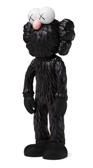 KAWS, 'KAWS Black BFF Companion (KAWS BFF black)', 2017