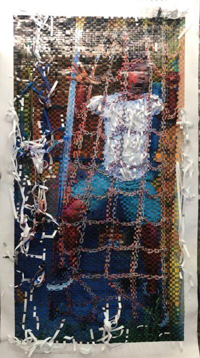Olaniyi R. Akindiya (AKIRASH), 'Jakan - Weaved #6', 2019