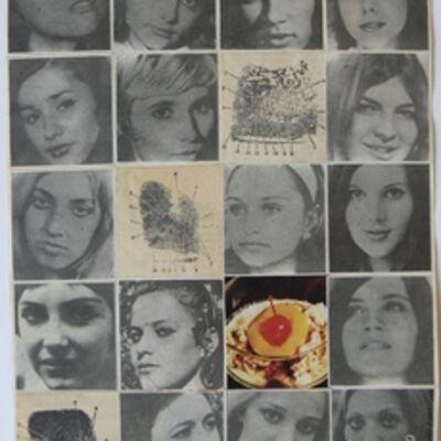 Tomislav Gotovac, 'S/T (Girls)', 1970
