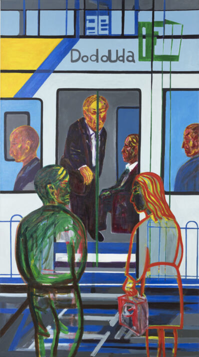 Suh Yongsun, 'Melbourne Tram', 2013-2015
