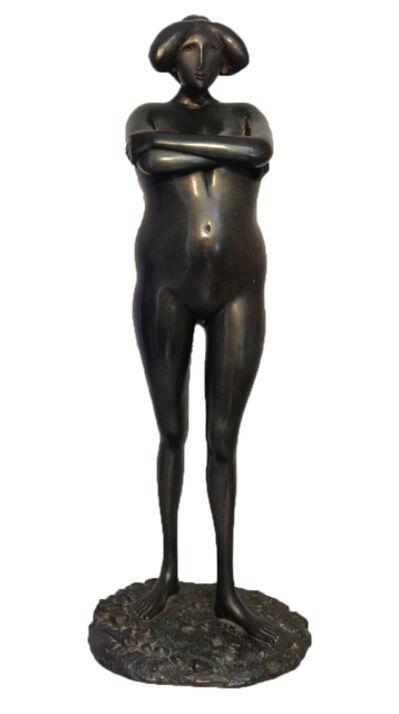 Cornelis Zitman, 'Europa', 1989