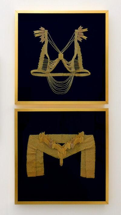 Marcela Sinclair, 'Traje (Diptych)', 2019