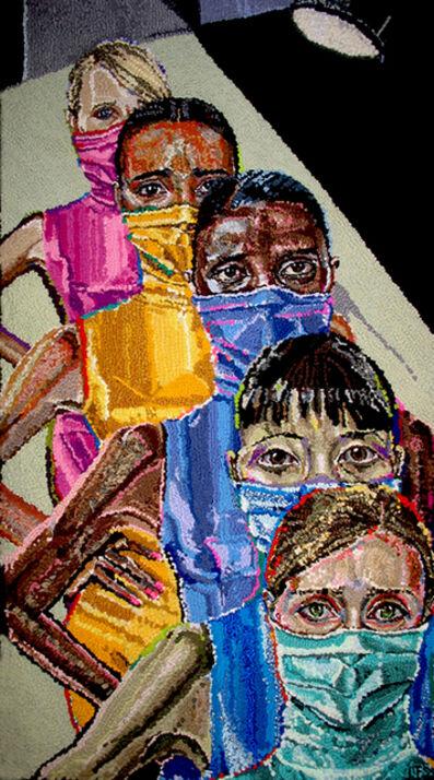 Linda Friedman Schmidt, 'Contagious Silence', 2009