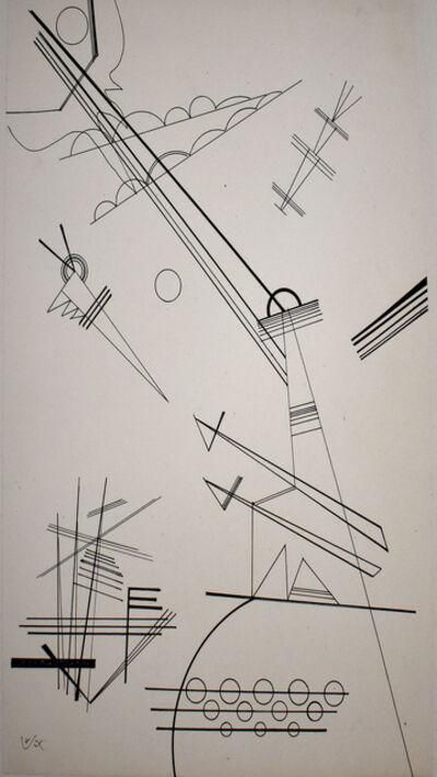 Wassily Kandinsky, 'Untitled (For Grohmann) | Ohne Titel (für Grohmann)', 1927
