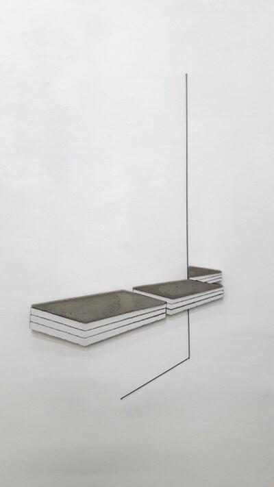 Petra Deta Weidemann, 'Freisitz', 2015