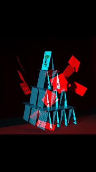 Polly Chan, 'Take a Risk for Your Vision: Disperse of the Pyramid', 2018