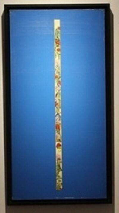 Huang Yan, 'Line. Landscape. Blue', 2014