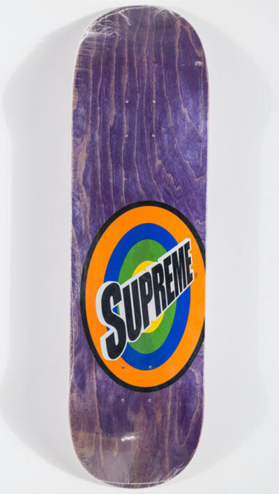 Supreme, 'Spin (Purple)', 2016