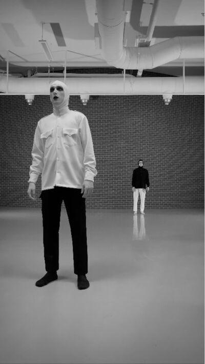 Babak Golkar, 'Rehearsal - Act II Sirens', 2019
