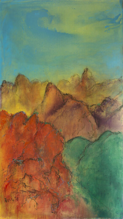 Zheng Zaidong, 'Tranquil Mountain | 空山寂静', 2015