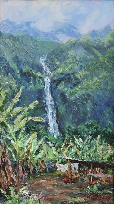 Betty Hay Freeland, 'Leilani's Kuleana', 2017