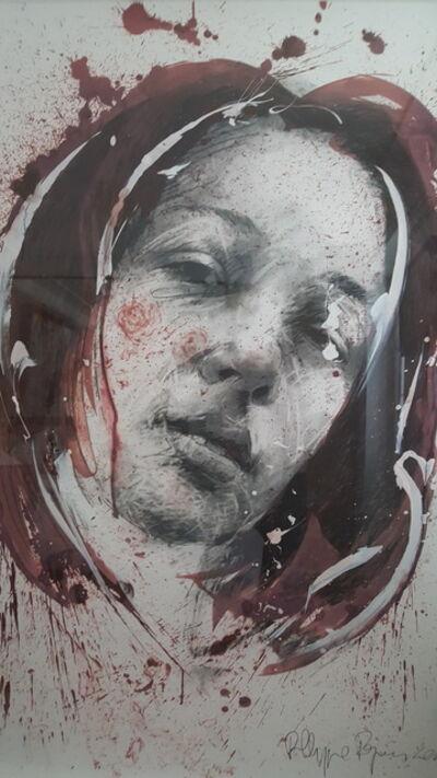 Philippe Pasqua, 'PORTRAIT', 2010