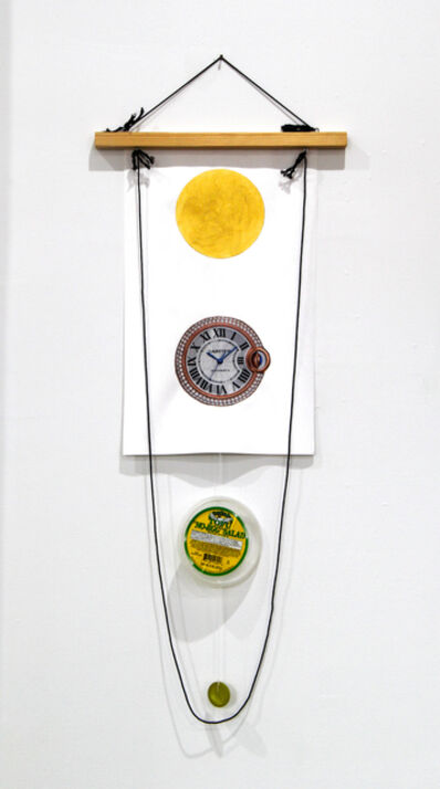 B. Wurtz, 'Untitled (clock)', 2012-2013