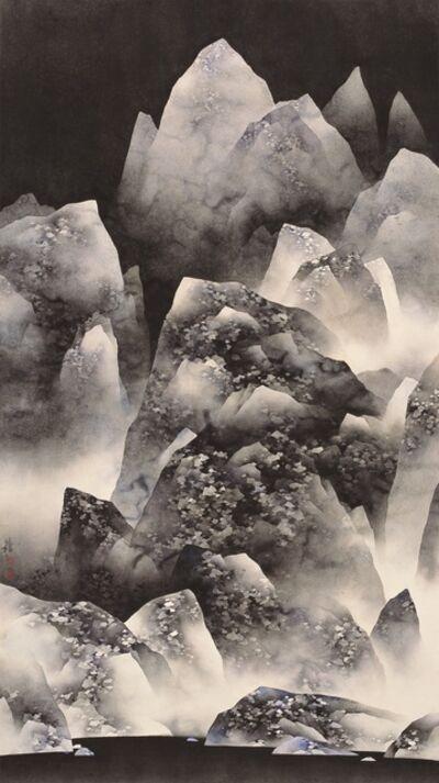 Chan Keng Tin 陳鏡田, 'Spiritual Mountains No.3', 2012