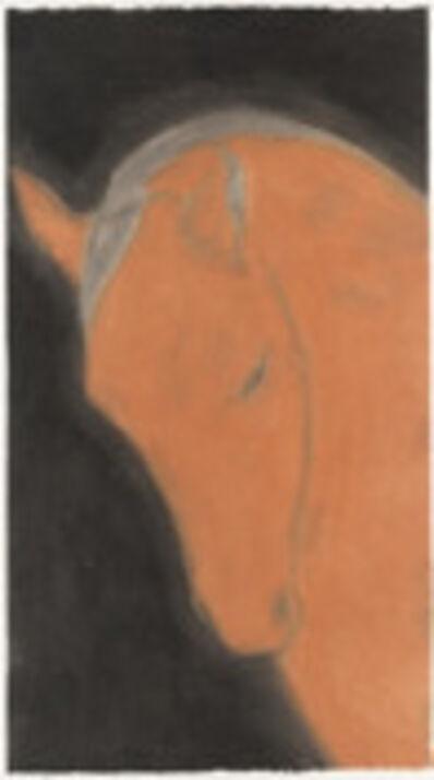 Huang Dan 黃丹, 'The Single Horse', 2014