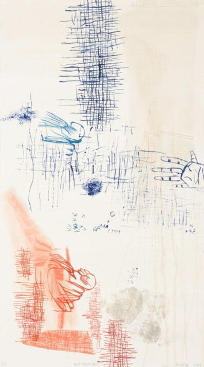 Maja Maljević, 'Blue Above Red', 2009