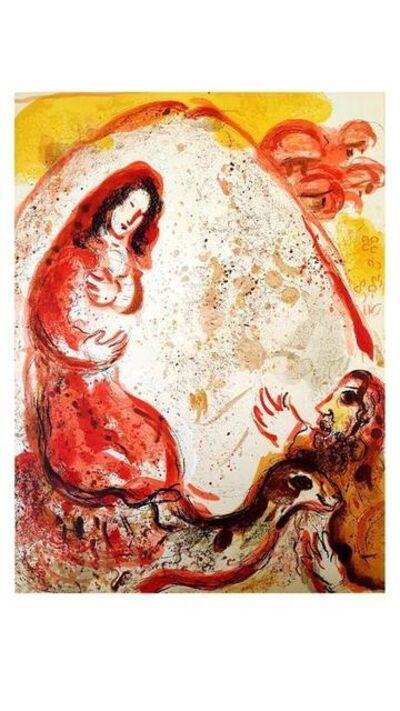 "Marc Chagall, 'Original Lithograph ""Rachel"" by Marc Chagall', 1960"
