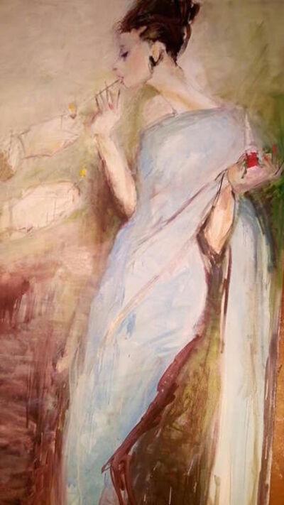 """Olga Gorokhova, '""""Tiffany""""', 2017"""