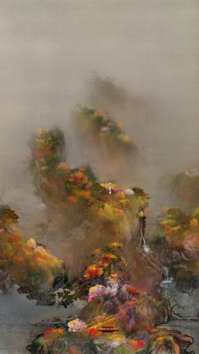 Lee Lee Nam, 'Early Spring Drawing-Four seasons 2', 2011