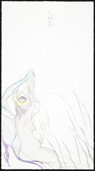 Chris Ofili, 'Voyeur, Crocale's Embrace 1', 2010