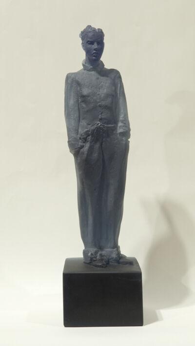 Nicolas Africano, 'Blue Girl', 2014