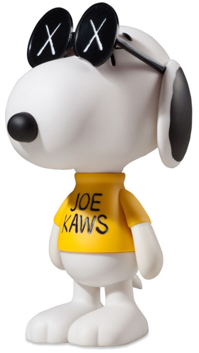 KAWS, 'JOE KAWS SNOOPY', 2012