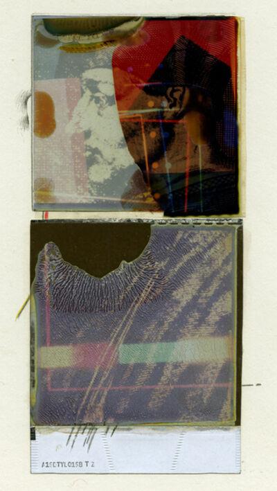 """Paolo Gioli, 'Niépce""""', 1989"""