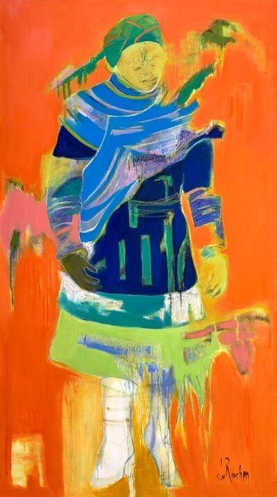 Renee DuRocher, 'Saluer les Ancêtres I ', 2018